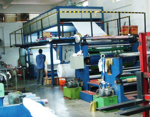 上海某皮革厂